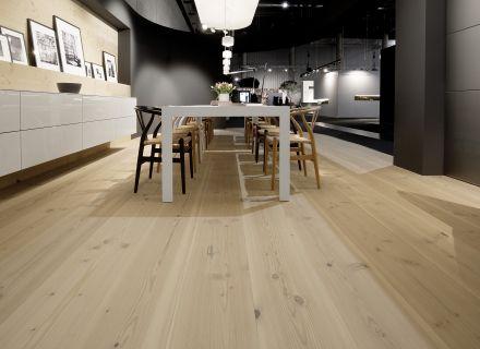 Holzboden In Der Küche