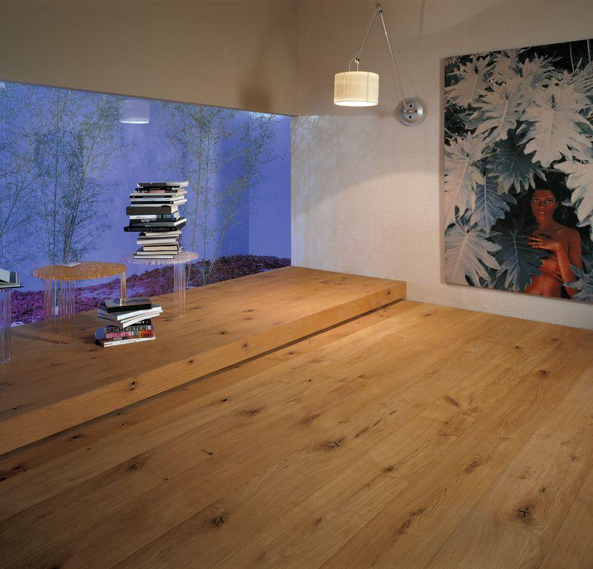 eiche country breitdiele geb rstet natur ge lt. Black Bedroom Furniture Sets. Home Design Ideas