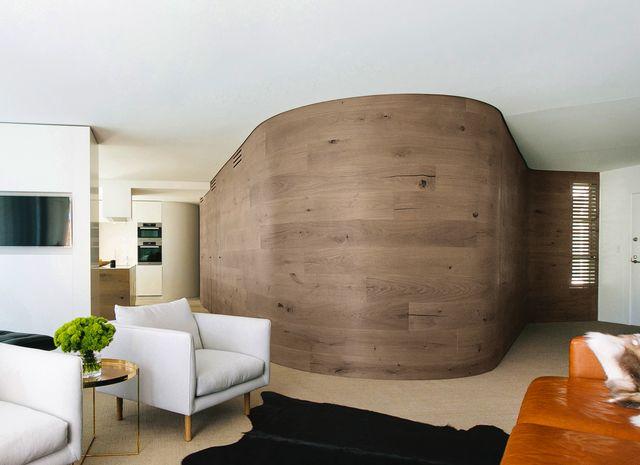 mafi flex as wall cladding in australia