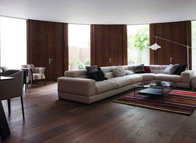 Holzboden Im Wohnzimmer