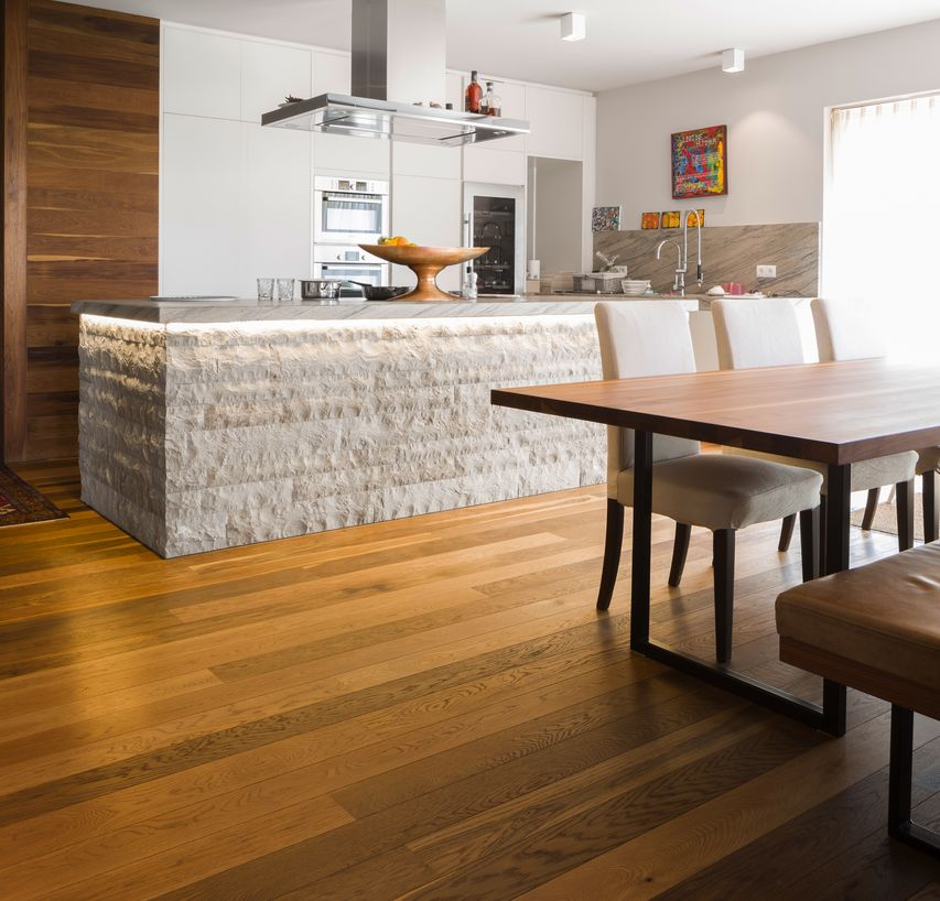 Rules For Dark Wood Floors Lively Parquet Floors Take